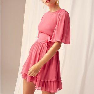 Keepsake pink dress - size US 4